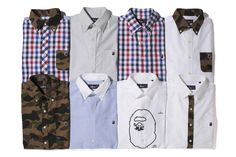 Image of Mr. Bathing Ape 2013 Fall/Winter Collection