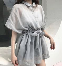 Korean Fashion Trends you can Steal – Designer Fashion Tips Cute Fashion, Look Fashion, Fashion Clothes, Girl Fashion, Fashion Dresses, Womens Fashion, Fashion Tips, Trendy Fashion, Fashion Quiz