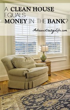 Does a Clean House Equal Money in the Bank?