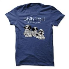 Shih-Tzu!! Bless You! :-) - #awesome tee #southern tshirt. GET YOURS =>…