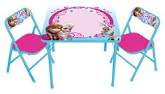 Frozen Sisters Erasable Activity Table Set with 3 Markers >>> Continue to the product at the image link.