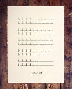 the lovers.