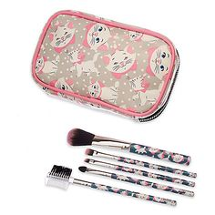 Disney Makeup Brushes From D/Style Are Fun For Fashionistas Of All Ages