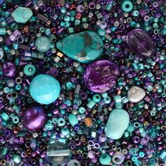 Bead soup mix - to buy - Color Inspiration, Beverly Ash Gilbert, Artist, Author, Color Consultant Bead Soup Collection