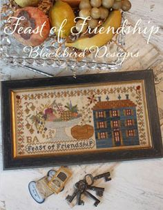 Friends & Friendship - Cross Stitch Patterns & Kits (Page 2) - 123Stitch.com