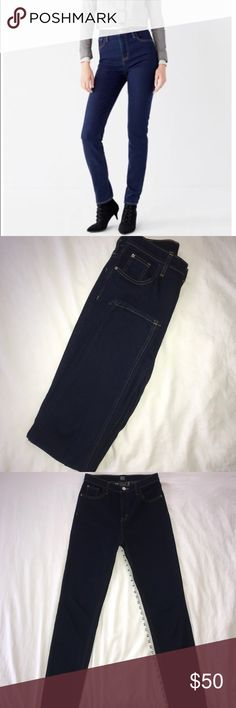"BDG Girlfriend High-Rise Jean- Clean Rinse NWOT from Urban Outfitters! Size 29/33. I'm 6'0"" and the extra length in the inseam is enough for me. Perfect for the woman with long legs. BDG Jeans Skinny"