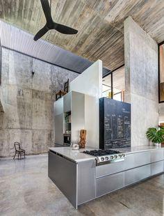 Gallery of Matiz House / Muñoz Arquitectos - 1