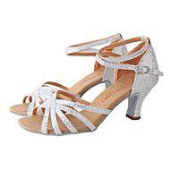 Sapatos de Dança ( Prateado/Dourado ) - Mulheres ... – EUR € 27.99