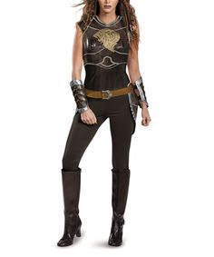 World of Warcraft Garona Costume Set - Women #zulily #zulilyfinds