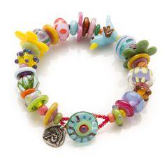 stephanie sersich — happy bracelet