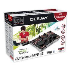 USB DJ Control Board