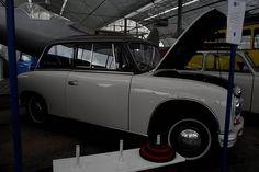 Trabant P50/P60/P70
