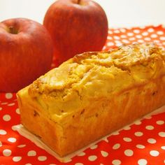 小麦粉・バター・牛乳不使用♪ 優しいりんごのパウンドケーキ - 暮らしニスタ