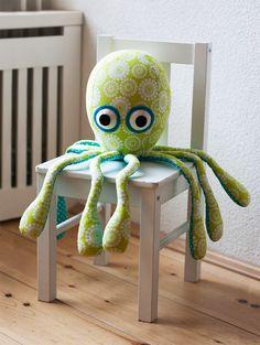 Octopus pattern