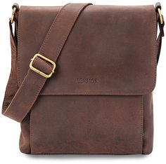 4b5c02ffc2 LEABAGS Lyon genuine buffalo leather messenger bag in vintage style -- Read  more reviews of the product by visiting the link on the image.