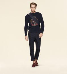 Baptiste Radufe for Gucci SS15