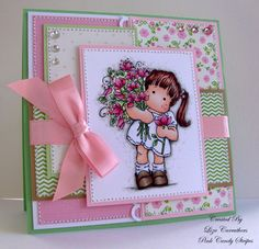 magnolia tilda card | For my card I have used Tilda loves flowers from the Magnolia Sweet ...