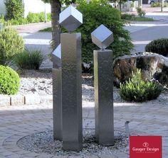 Http Www Designer Brunnen De Edelstahlbrunnen Radomil 1 Htm