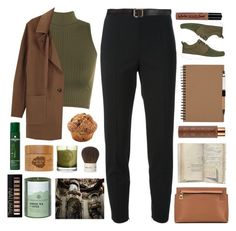 """""""Untitled #2678"""" by tacoxcat ❤ liked on Polyvore featuring RED Valentino, WearAll, Vanessa Bruno, Loewe, Vita Liberata, Dartington Crystal, Rene Furterer, Kent, NIKE and Chesapeake Bay Candle"""