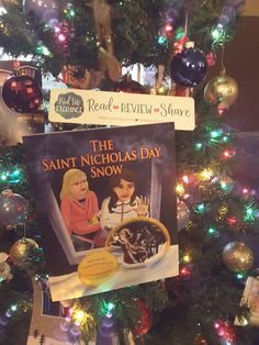 I Received This Book From #kidlitexchange To Read In Exchange For An Honest  Review. All Opinions Are My Own. 🌟🌟🌟🌟🌟The Saint Nicholas Day Snow By  ...