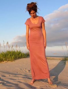 Taproot Long Dress