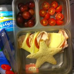 Ideas for packing lunches