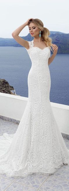 1000 images about wedding dresses on pinterest nicole for Nicole miller beach wedding dress