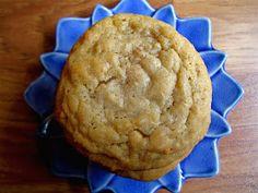 Stephanie Cooks: Crunchy Peanut Butter Cookies