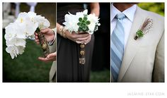 Carissa and Brian : Wedding
