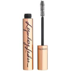 Charlotte Tilbury Legendary Lashes Mascara ($32) ❤ liked on Polyvore featuring beauty products, makeup, eye makeup, mascara, beauty, eyes, fillers and lengthening mascara