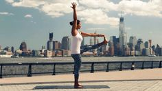Step up your practice with yoga poses for strength.