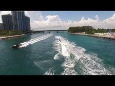 DJI Phantom 3 Professional Haulover Beach - YouTube