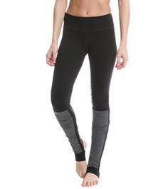 Vimmia Compression Stirrup Legging at YogaOutlet.com