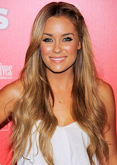 Lauren Conrad's 10 Best Hairstyles Ever: Extra-Long Locks