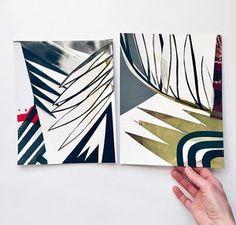More palm studies ++ #art #artcollective #artwork #drawing #sketch #naturinspired #inspiration #instaart #mixedmedia #design #beauty #contemporaryart #abstractart #creative #color #illustration