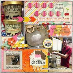 Digital Scrapbooking Project Life Layout featuring Project Grids v6 by Amy Martin Designs at The Lilypad