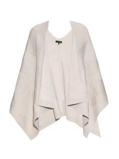Blithe merino-wool poncho by Rag & Bone | Shop now at #MATCHESFASHION.COM