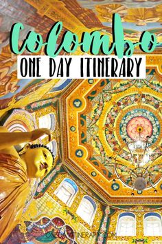 Colombo Sri Lanka One day itinerary