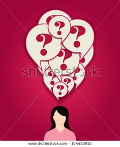 So many questions concept  template by David Darko, via ShutterStock