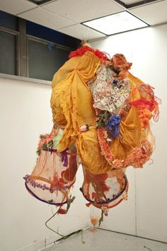 Aimee Hertog Emma Stone Style, Evolution T Shirt, Textiles, Unusual Gifts, Soft Sculpture, Beautiful Eyes, Textile Art, Fiber Art, Creations