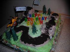 motocross birthday cakes   motocross cake
