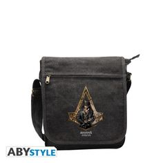 ASSASSIN'S CREED Sac Besace Golden Union Jack Petit Format  http://www.abystyle.com/fr/sacs/1255-assassin-s-creed-sac-besace-golden-union-jack-petit-format.html