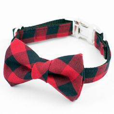 Is your dog a fan of the outdoors and all things woodland inspired? If so this black and red check is for them! * Heavy weight webbing, reinforced with double stitching for durability * Curved side re