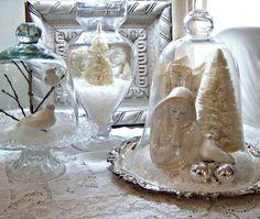 Shabby Sweet Cottage: Winter Wonderland