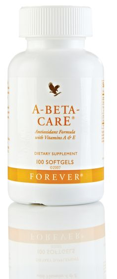 A-Beta-CarE containing Vitamin A, Selenium and Vitamin E helping to maintain normal skin and vision and normal fuction of the immune system. Contains 100 softgels £25.42