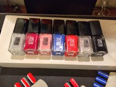 Beauty By Benz: JINsoon Color Field Collection