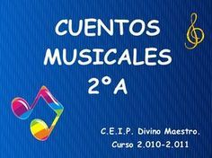 Cuentos musicales 2ºa25 3 Do Re Mi, Conte, Fails, Musicals, Story Books, Piano, Elementary Music, Primary Music, Theater
