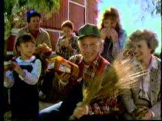 1987 Wonder bread tv commercial