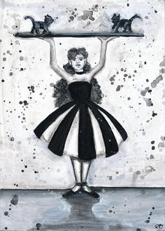page of wands - Phantomwise Tarot -- If you love Tarot, visit me at www.WhiteRabbitTarot.com