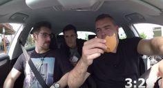 Šílená cheeseburgerová challenge! Dá to Ondra Vodný? - Evropa 2